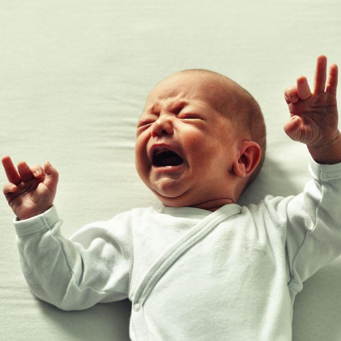 Come riconoscere le coliche del neonato | DireDonna